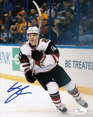 7800c67ae2f60 CLAYTON KELLER SIGNED ARIZONA COYOTES 8X10 photo w/ COA A - $39.95 ...