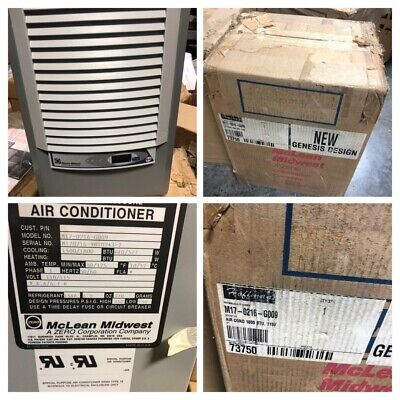 Hoffman Ac / Mclean Midwest Cabinet Air Conditioner M17-0216-G009 Enclosure Ac