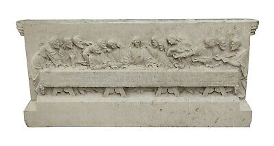 Last Supper Marble Altar Piece