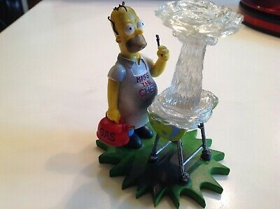 """The Simpsons - """" At Home Homer Collection """" - Kiss the Chef"""