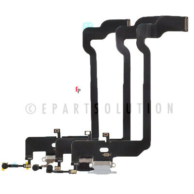 iPhone XS USB Charger Dock Connector Charging Port + Mic Flex Cable Replacement