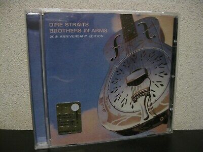 cd  DIRE STRAITS   brothers in arms