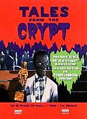 TALES FROM THE CRYPT - YELLOW / AND ALL THROUGH THE HOUSE rare Horror dvd 1995