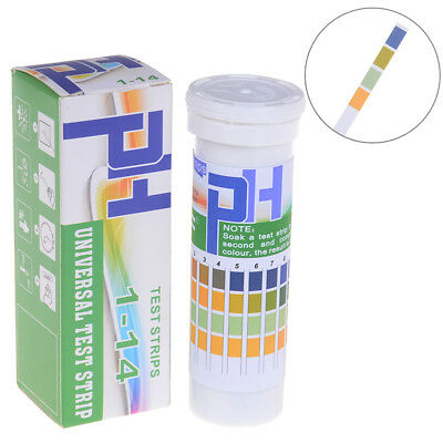 150 Pcs 1-14 4 Pad Ph Test Strips Alkaline Paper Urine Saliva Level Indicator FE