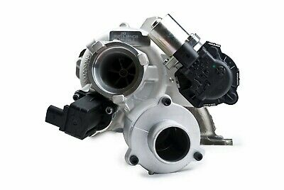 IS38 updated ball bearing turbocharger,  NO Electronic actuator