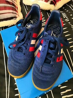 quality design a609b 4a7aa Adidas Originals Indoor Super Size 7 Rare Colourway not Berlin Brussels