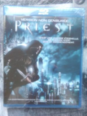 Priest , blu-ray neuf sous blister