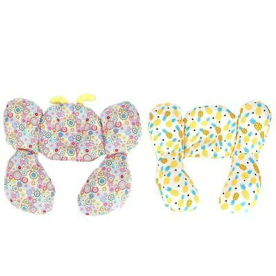 Simple Baby Soft Head Neck Support Travel Safety Pillow Stroller Head Support
