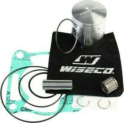 Wiseco Moto Top End Pistone W/ Kit Guarnizione 49MM Stock Compressione PK1557