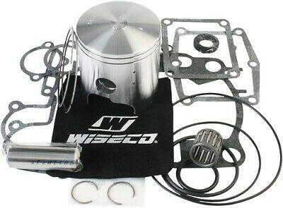Wiseco Moto Top End Pistone W/ Kit Guarnizione 54.50MM Stock Compressione PK1910