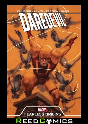 DAREDEVIL FEARLESS ORIGINS GRAPHIC NOVEL (136 Pages) New Paperback