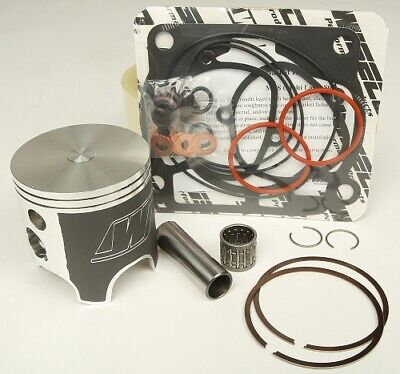 Wiseco Moto Top End Pistone W/ Kit Guarnizione 72MM Stock Compressione PK1870