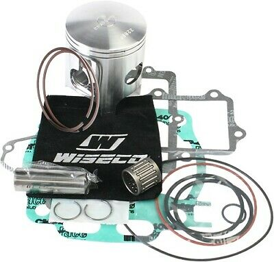 Wiseco Moto Top End Pistone W/ Kit Guarnizione 66.4MM Stock Compressione PK1198