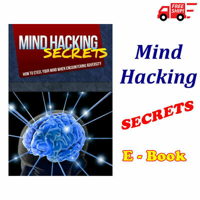 MIND HACKING SECRETS PDF Ebook with Free Shipping