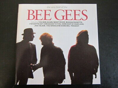 Bee Gees - The Very Best of the Bee Gees: 1990 Polydor CD Album (Pop, Disco)