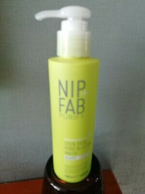 NIP+FAB Teen Skin Fix Pore Blaster Night Wash 145ml