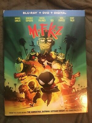 MFKZ (Bluray+DVD, 2019) W/Slipcover, *No Digital*