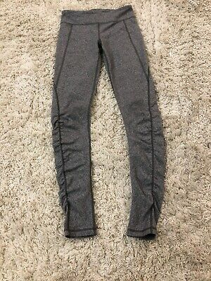 26e6272be3 IVIVVA BY LULULEMON* RHYTHMIC Tight Reversible Legging Blue Gray ...