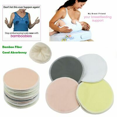 Against Nursing Pads Feeding Absorbent Spill Prevention Breast Shield