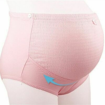 Women's Maternity Lingerie Panties Mid-Rise Everyday Solid Underpants Brief Type