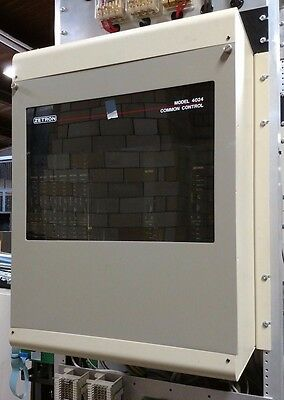 Zetron Series 4000 4024 Common Control Station Card Shelf with Interface Cards