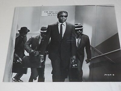 """Sidney Poitier, Paul Winfield """" The Lost Man Universel Presse 1969 Photo 8x10"""