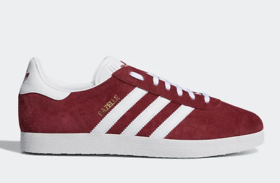 ADIDAS GAZELLE B41645 Collegiate Burgundy Cloud White