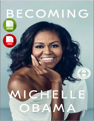 Becoming | By Michelle Obama ⭐Eb00k ⭐[PDF/EPUB] ⚡⚡ Fast Delivery