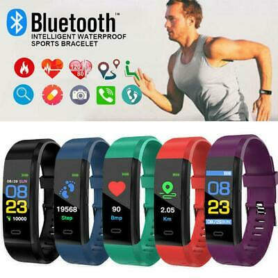 Sport Waterproof Newest Smart Watch Activity Tracker Wrist Band Bracelet Hot