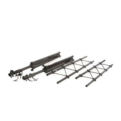 On-Stage LS7730 10.75' Lighting Stand with 10' Truss - SKU#1114488