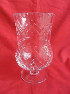 Victorian Antique Glass Celery Vase