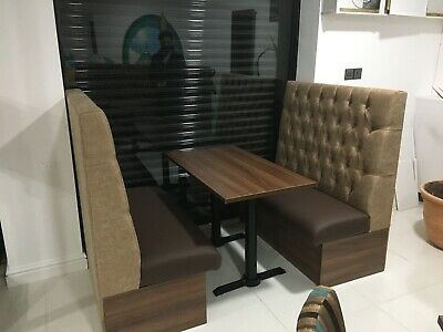 Restaurant Bespoke Seating Booth Bar, Cafe, Home.