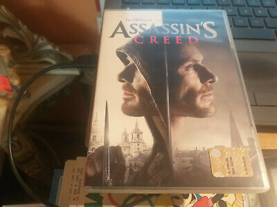 dvd assassin's creed