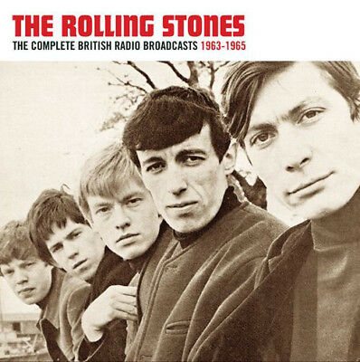 The Rolling Stones – The Complete British Radio Broadcasts 1963-1965 (2CD)  NEW
