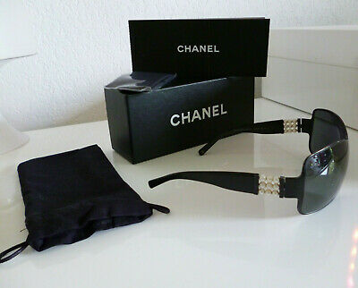 a059666498 LUNETTES DE SOLEIL Chanel Collection Perle made in Italy authentique ...