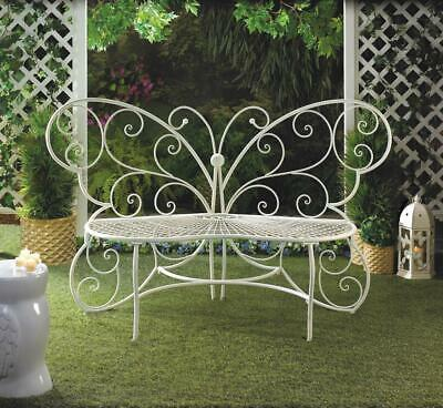 Astonishing White Metal Butterfly Statue Outdoor Patio Furniture Andrewgaddart Wooden Chair Designs For Living Room Andrewgaddartcom