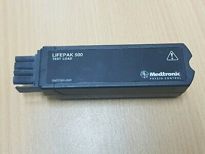 Physio Control Lifepak test load ref: 3005389-000 tester