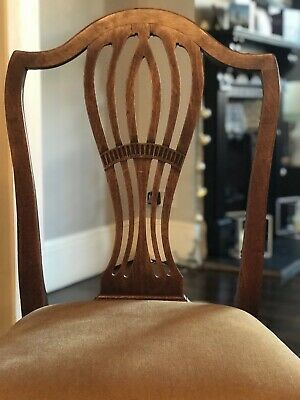 Antique Chairs In George III style