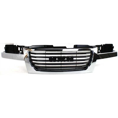 New Grille For Gmc Canyon 2004 2012 Gm1200530