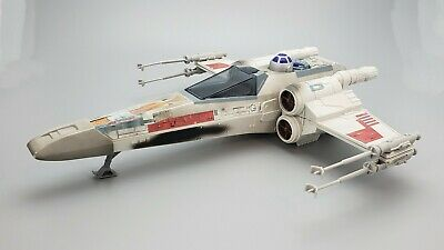 Star Wars X-wing Fighter Tonka 1995 Electronic Sound Effects & Moving Wings