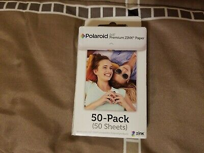 Polaroid 2x3ʺ Premium ZINK Photo picture Paper 50-Pack - POLZ2X350