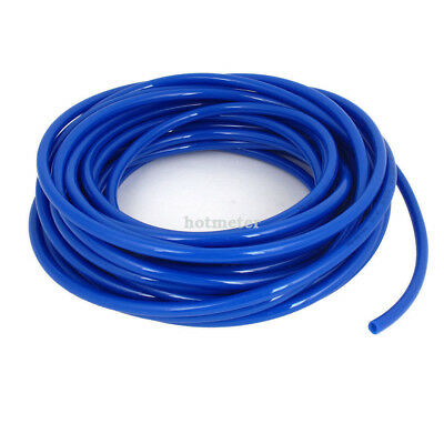 H● 15M Long 10x6.5mm Air Fuel Gas Polyurethane Flexible PU Hose Tube Pipe.