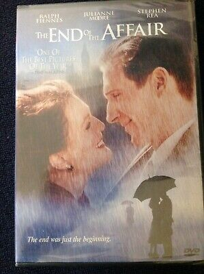 The End Of The Affair DVD