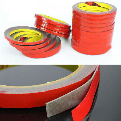 3M Strong Permanent Double Sided Self Adhesive Sticky Tape Roll Adhesive Sightly