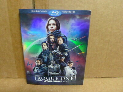 Rogue One: A Star Wars Story Blu-ray DVD Digital HD NEW SEALED