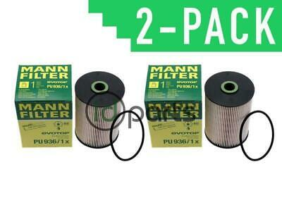 Fuel Filter Mann PU936/1x Volkswagen [Late B Style] (A5 BRM & CJAA) TWO