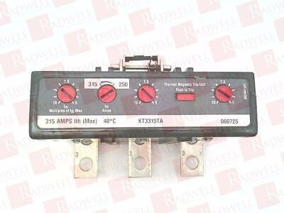 Eaton Corporation Kt3315Ta / Kt3315Ta (Used Tested Cleaned)