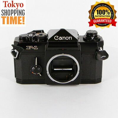 Canon F-1 Late Model SLR Film Camera Body from Japan