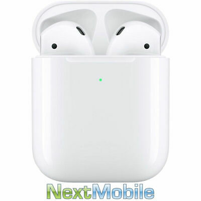 Apple AirPods (2nd Gen) with Wireless Charging Case White AU Stock Express Ship