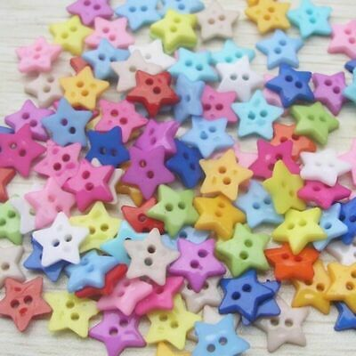 80pcs Pineapple Plastic Button backhole craft//sewing cute buttons lots mix F552